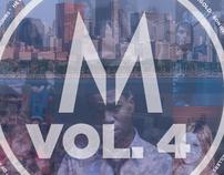Mixtape Cover Design - Vol. 4