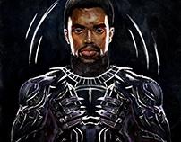 Chadwick Boseman ( good bye )