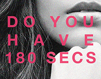 First Take: Do you have 180 secs?