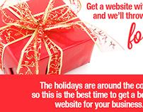 WPN Email Header: Holidays