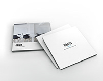 Groot Interior Design Square Brochure