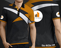 T shirt Design for pickahome