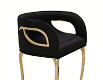 CHANDRA Chair | By KOKET