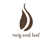 Brand and Packaging for Twig and Leaf Botanicals