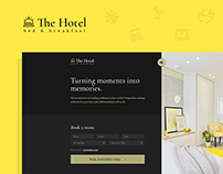 The Hotel Demo Composer - WordPress Theme