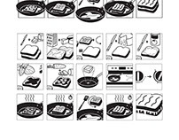 Pictogram Recipe Series