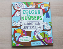 Colour By Numbers Maths