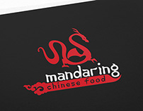 Logo - Mandaring Chinese Food