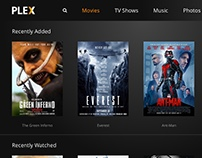 Plex App for the New Apple TV