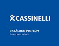 Cassinelli-Catálogo Premium Enero-Marzo 2015