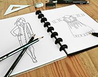 Pen Tool Drawing