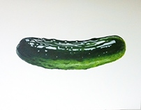 Pickle painting