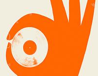 tauron nowa muzyka | posters vol. 2