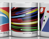 BMW Art Cars / Mug Design