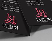 Identidade Visual La Flor Lingerie&CO