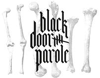 Logo for Black Door Parole