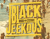 Black Jeekous - Disco per L'Estate - 2013 / Cover