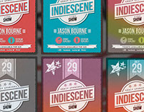 Indie Scene Flyer/Poster