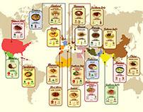 Cuisine Around The World