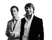 Young Millionaires photo feature for Forbes Russia