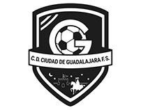 Escudo C.D.F.S. Ciudad de Guadalajara