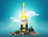 Corona Extra | Lose Yourself In The Flavor