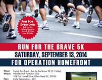 Run For The Brave
