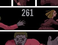 261 comic book