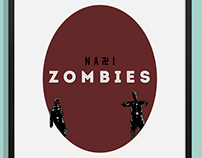 Propaganda - 'Nazi Zombies' Event Poster
