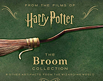 Harry Potter The Broom Collection