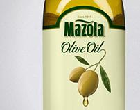 Mazola Olive Oil
