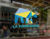 La Poissonnerie - Branding