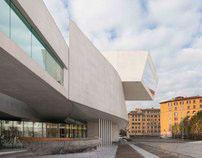 Architecture - MAXXI - Rome