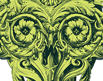 Green Man Prints