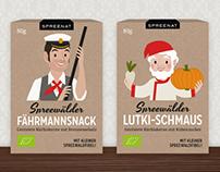 Lutki-Schmaus und Fährmanns-Snack