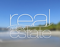 Real Relax Estate Logo