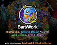 BartWork! Illusttration
