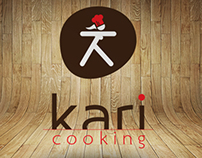 Identidad Corporativa de la Chef Kari Cooking
