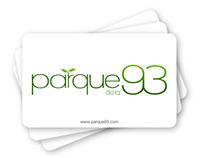 Parque 93 Branding