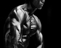 SPORTS: Bodybuilders Hong Kong 2013