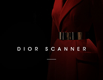 Dior Scanner / Interactive installation