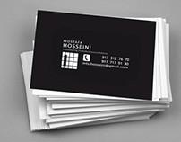 Personal Visit Card