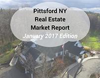 Pittsford NY Real Estate Market Report Jan. '17 Edition