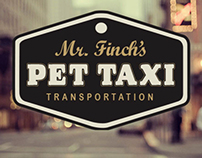 PET TAXI _ branding and guidelines