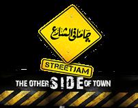"""StreetJAM """"جاما فى الشارع"""""""