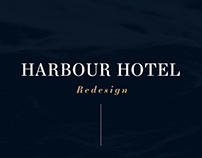 Harbour Hotel Redesign Concept