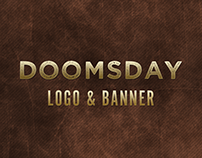 Doomsday Logo and Social Media Banner