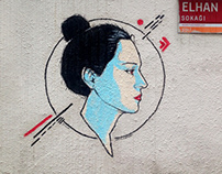 MURAL ART - Portrait