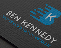 Logo design for Personal Coach and BT specialist
