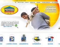 Website - Provenda a Imobiliária